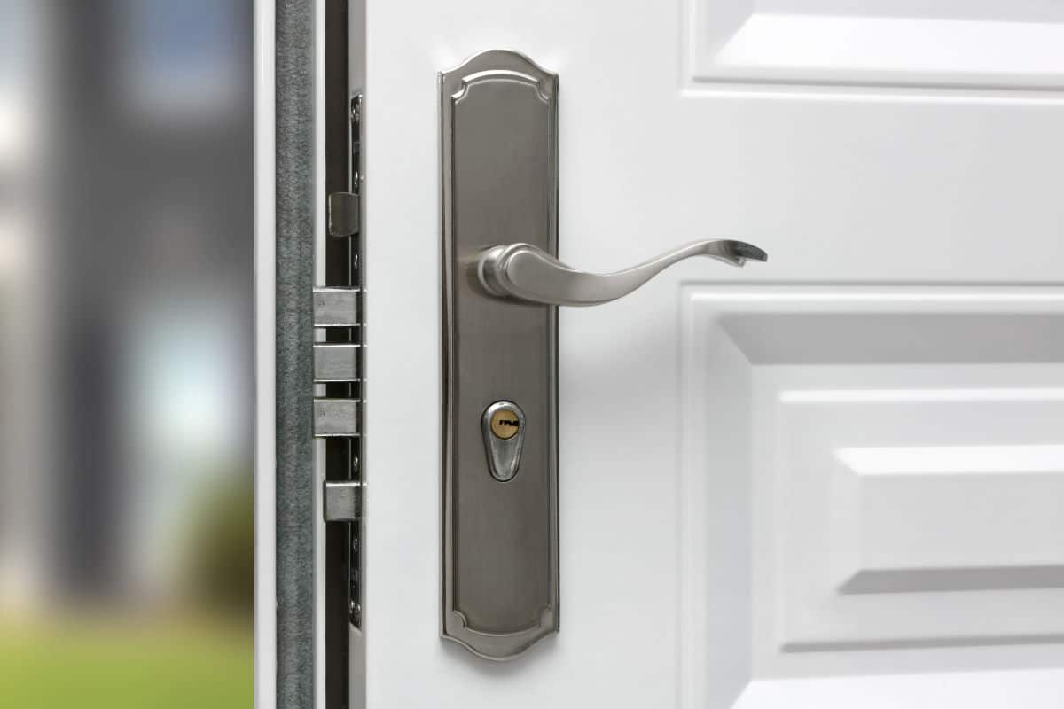 inbraakveilige deur