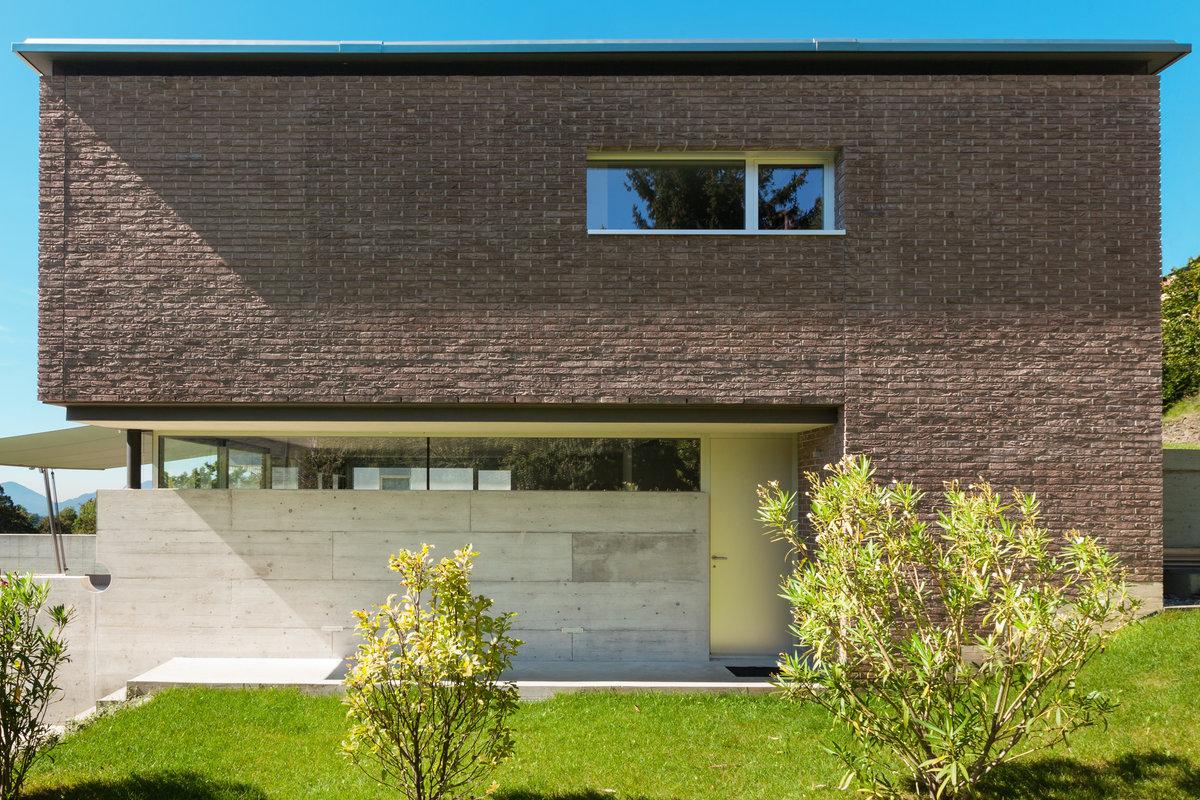 inbraakwerende deur in moderne woning